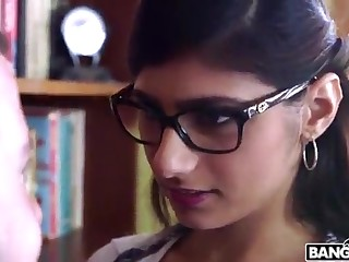 BANGBROS - Mia Khalifa is Back coupled with Sexier Than Ever! Check It Out!