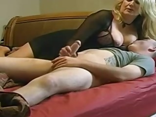 Expert, chubby light-haired is making enjoy with their way married buddy, in front of a hidden camera