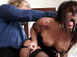 Xxx Situation Nail with Assistant Eva Angelina
